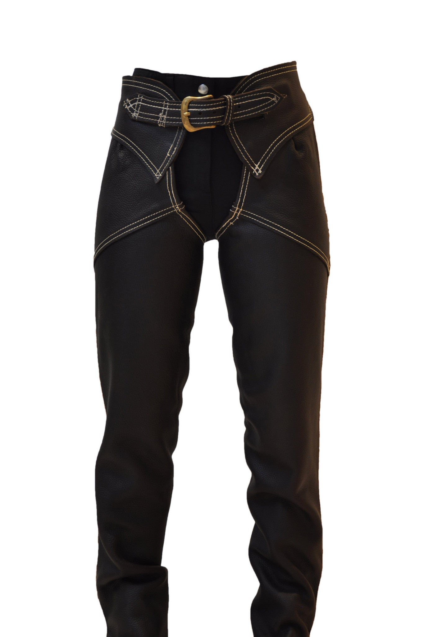 Chaps - Original Full Length Leather Chaps - Regular