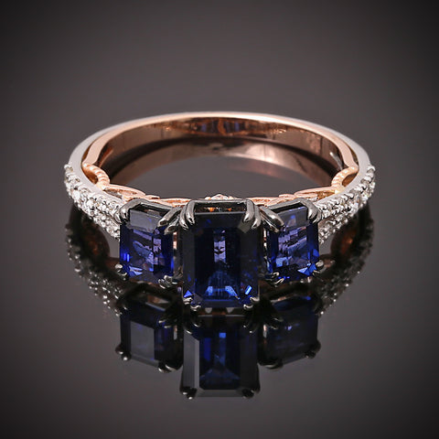 Moonlight series ring