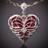 Treasure ruby pendant, Limited edition