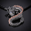 Dragon pendant, 龙