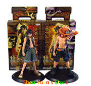Monkey D Luffy Portagas PVC Figure Set