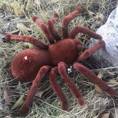 Remote Control Creepy Soft Scary Plush Spider