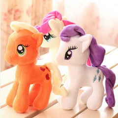 Rainbow Horse Stuffed Dolls
