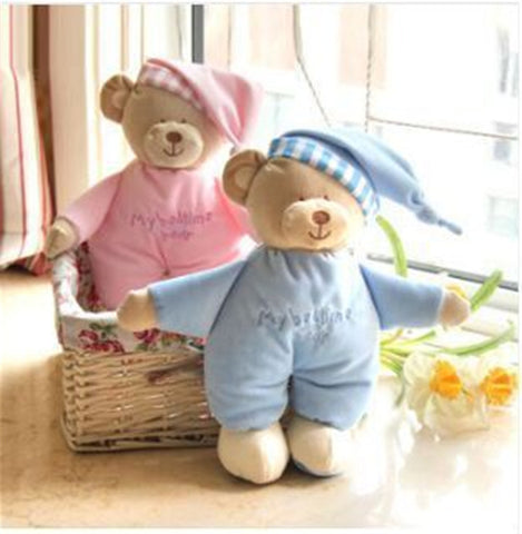 Boy/Girl Baby Plush Bear Toy