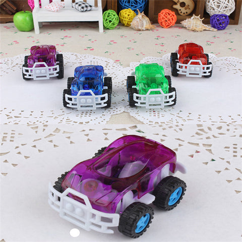 Baby Pull Back Car Toys Plastic Model