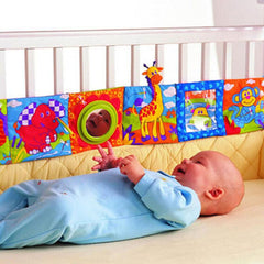 Animal Bed Cognize Cloth Book Baby Toy