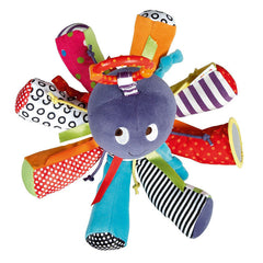 Octopus Bed Hanging Bell Educational Toys