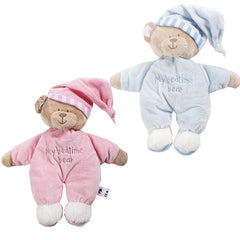 Baby To Sleep Plush Doll Bear