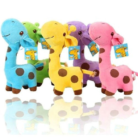 1 PC Giraffe Soft Doll Baby Kid Gifts