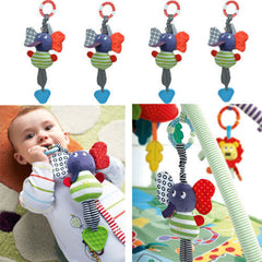 Elephant Hanging  Soft Dolls Educational Toys