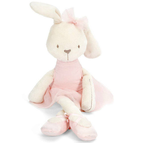 Stuffed Rabbit Toy For Baby Girls