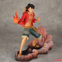 Luffy & Ace & Sabo 3 brother PVC Action Figure