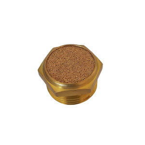 "Brass 3/4"" (20mm) M Bronze Sintered Filter"