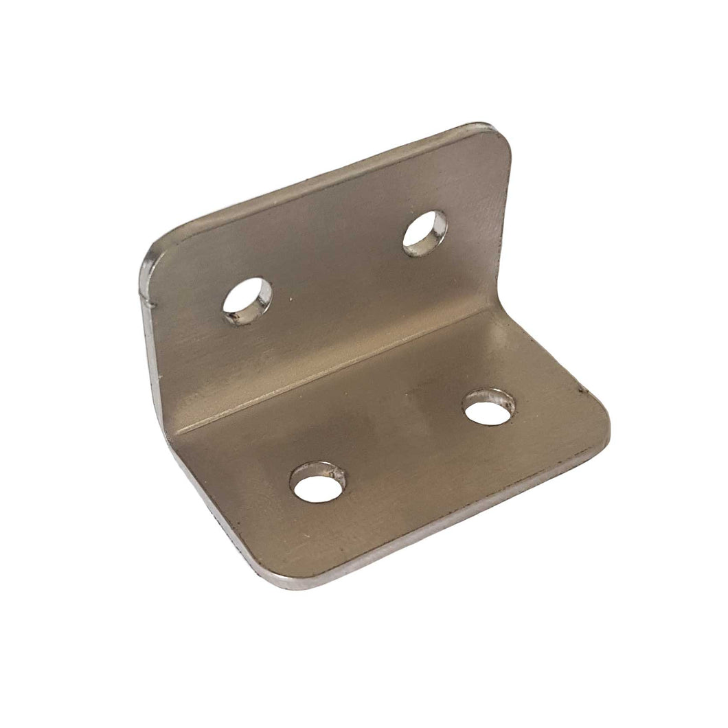 Stainless Steel Bracket 25x25x40 - 4 hole 10 Pack SSBF002