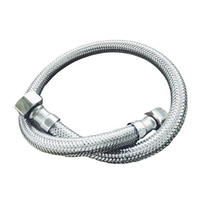 "Extra 600mm Braided Hose 1/2"" (15mm)"