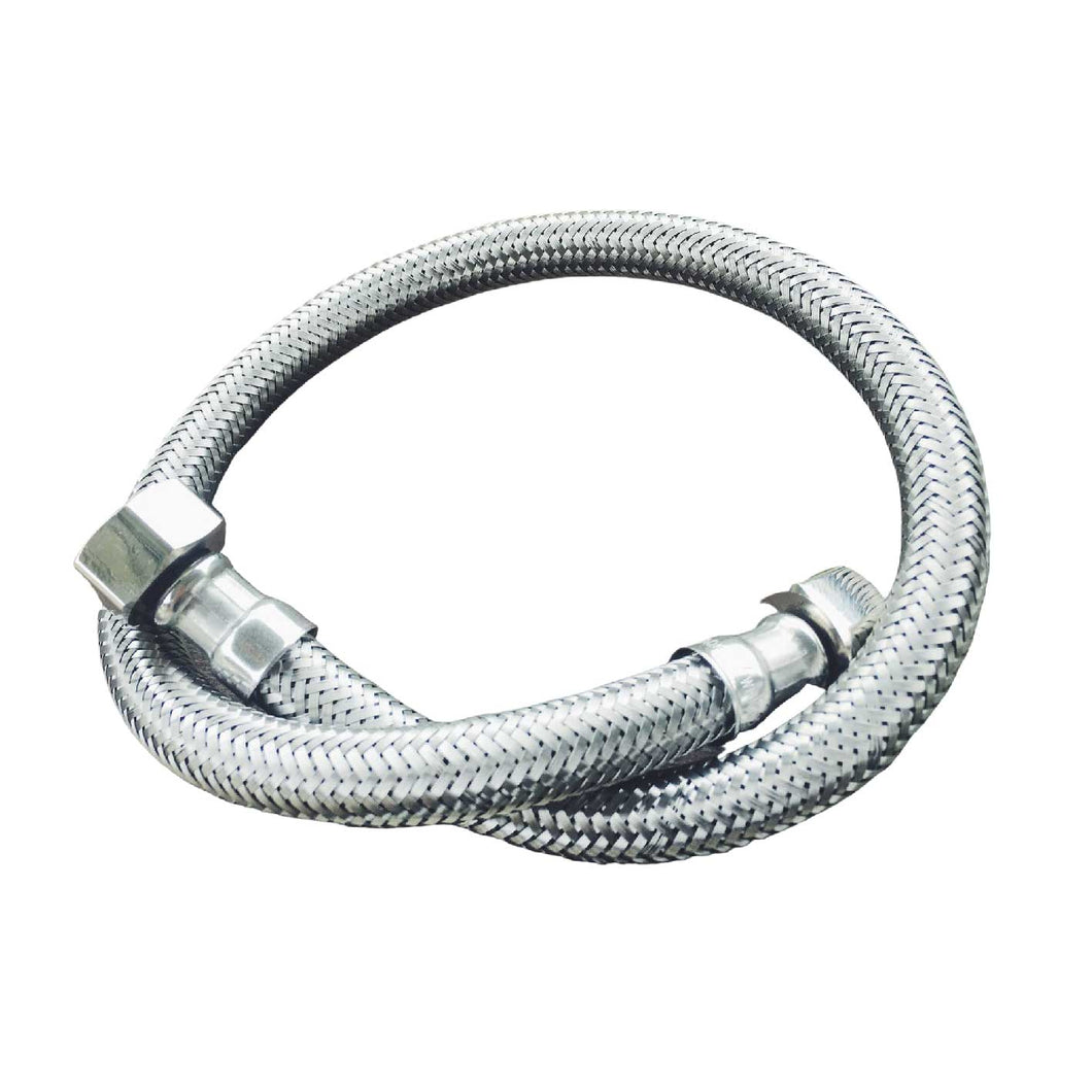 Extra 600mm Braided Hose 1/2
