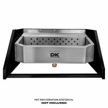 Powdercoated Pet Rehydration Station Stand (XL)