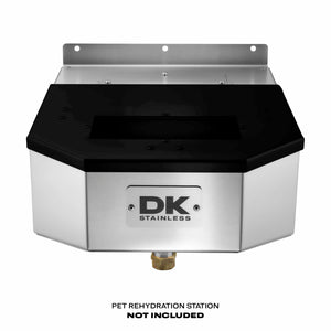 Powdercoated Pet Rehydration Station Lid (Standard)