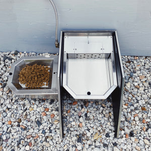 Pet Rehydration Station + Pet Feeding Station + Stand COMBO DEAL