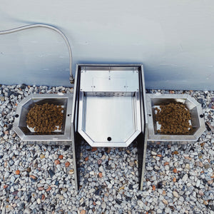 Pet Rehydration Station + 2 x Pet Feeding Stations + Stand COMBO DEAL