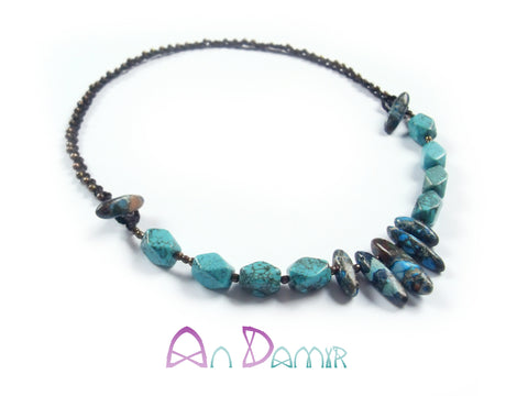 Earth tribal jewellery by AnDamir
