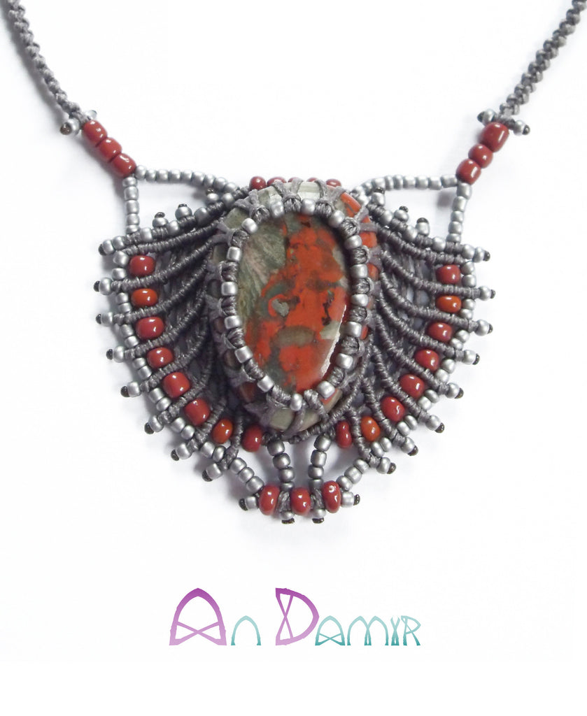 necklace style by jewelry andamir boho necklaces products solar chic