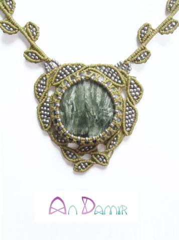 Seraphine Boho jewellery by AnDamir
