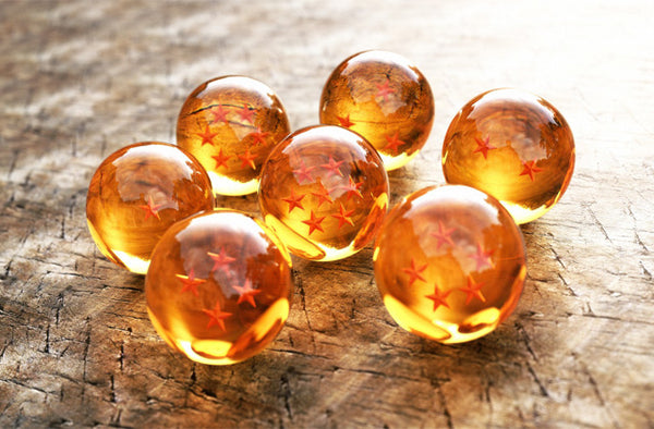 Dragon Ball Crystal Balls