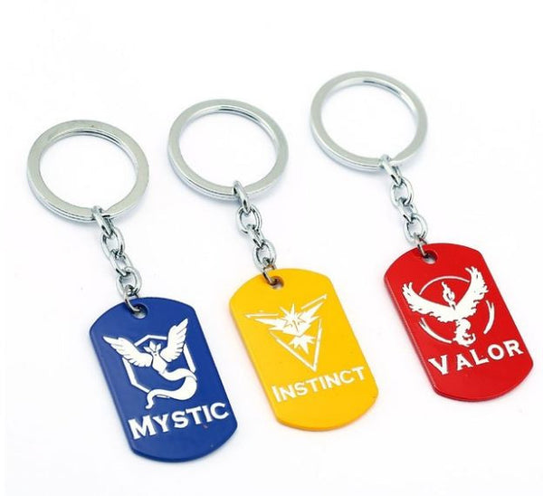 Pokemon GO Keychain - MY-POKEMON4FREE.COM
