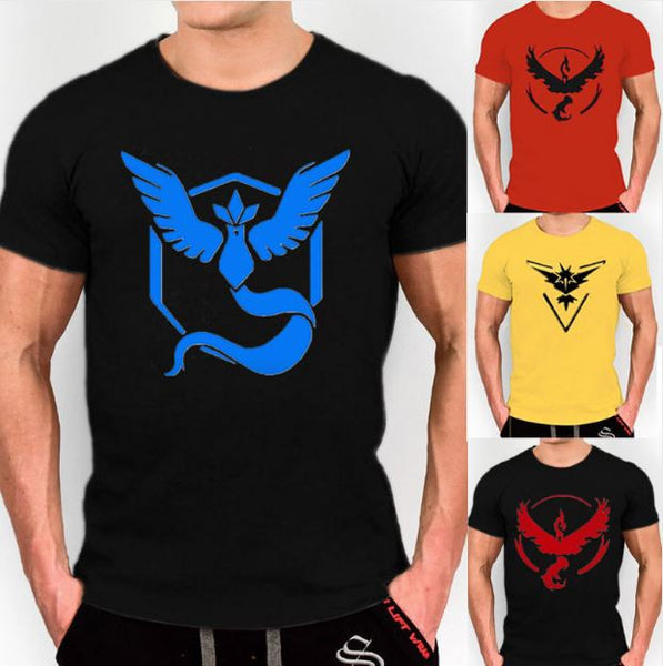 Pokemon Go T Shirt - MY-POKEMON4FREE.COM