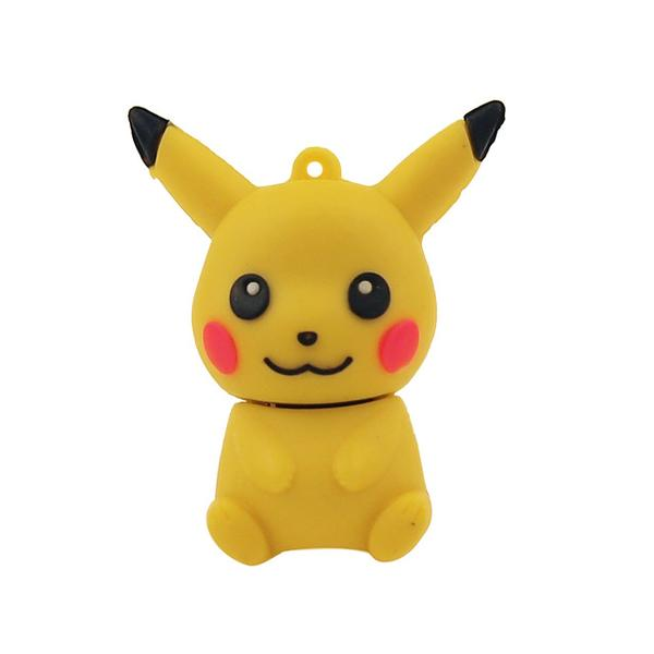 Cute Pikachu USB Flash Drive