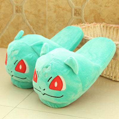 Warm Pokemon Slippers