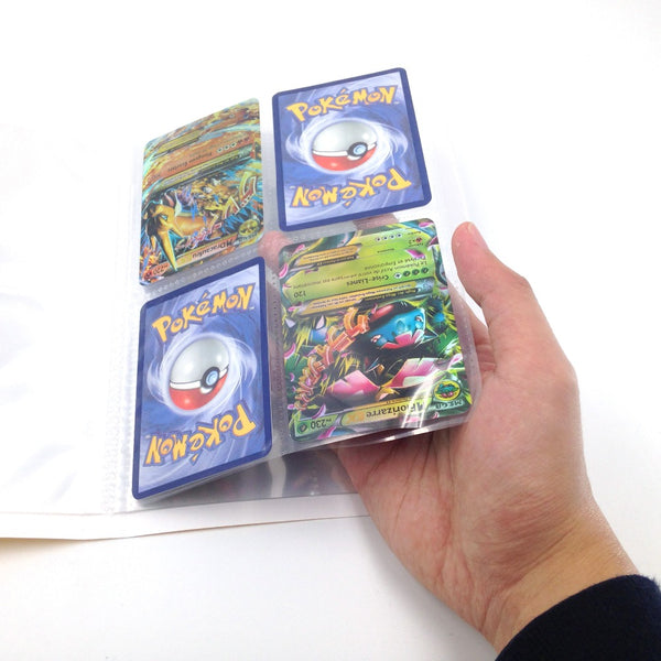 Pokemon cards album
