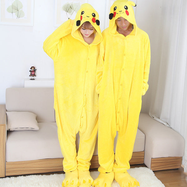 Pikachu Costume For Women and Men