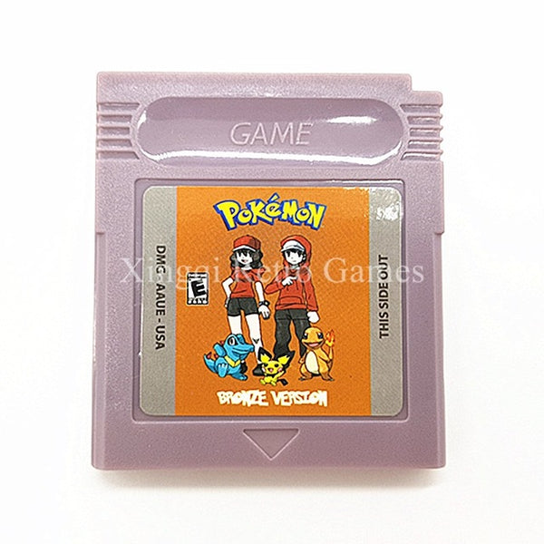 Nintendo Cartridge English Version