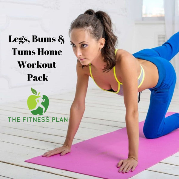 Legs Bums and Tums Home Workout Pack