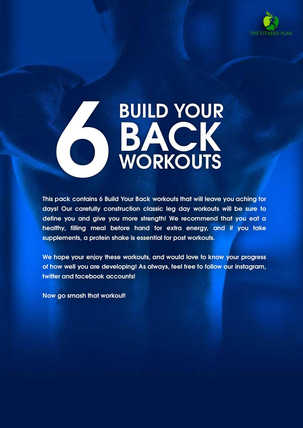 6 Build Your Back Workouts