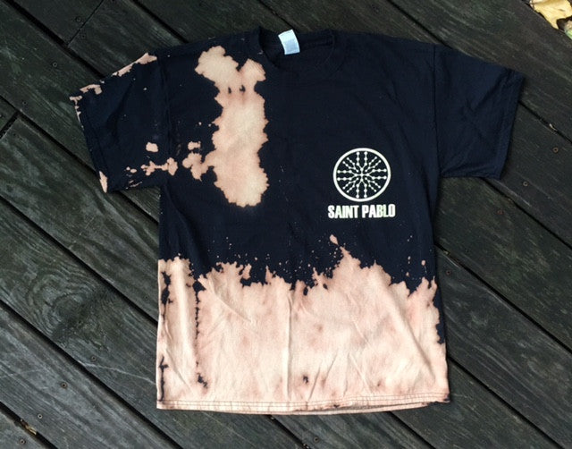 Kanye West Saint Pablo Distressed tour tee
