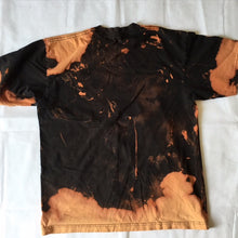 "Iron Maiden ""Bones & Chains"" Distressed tee"
