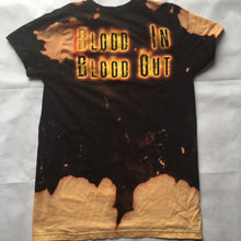 "Exodus Blood in blood out"" tee"