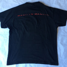 "Marilyn Manson Vintage ""God is in the TV"" tee"