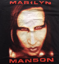 Marilyn Manson Big Face tee