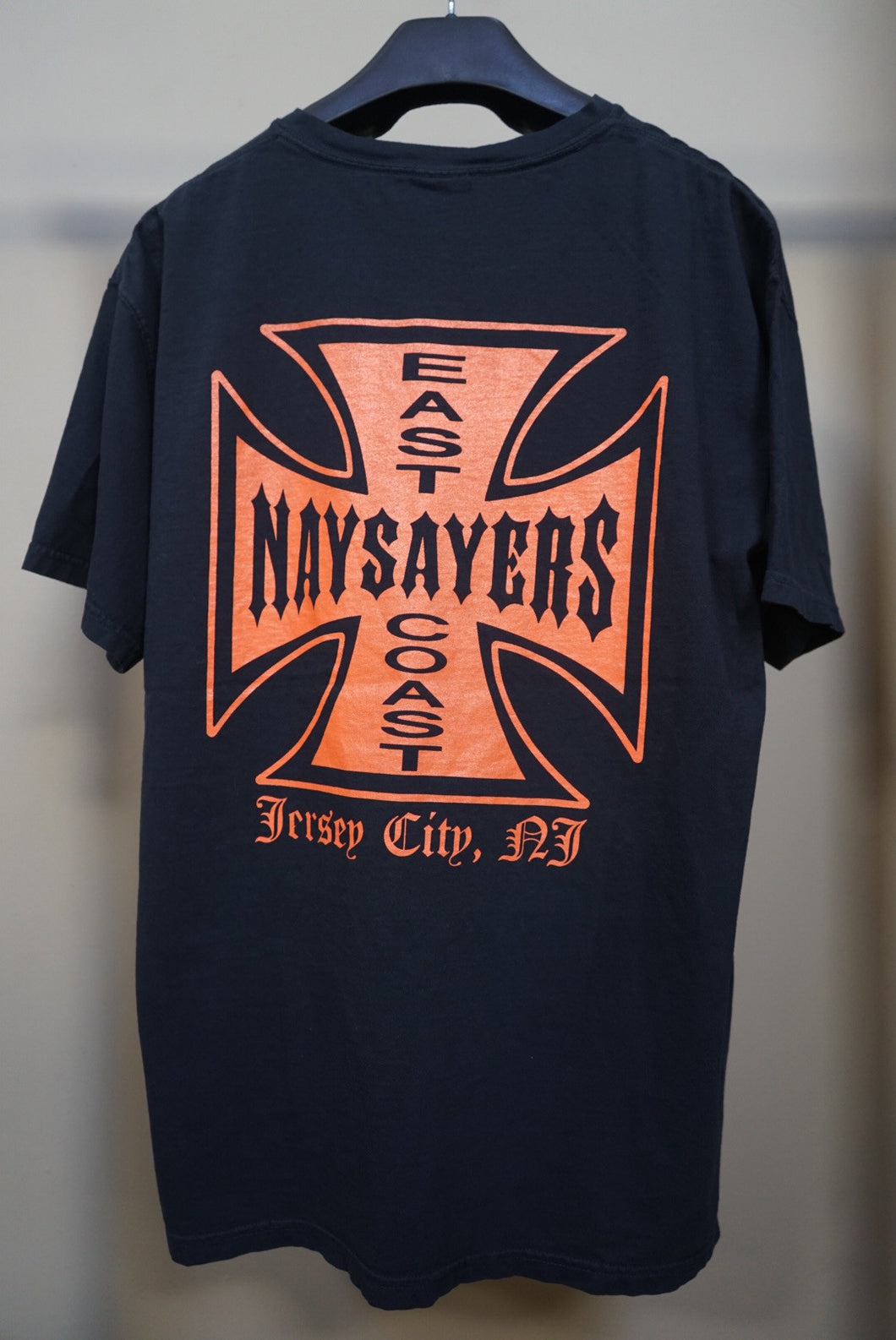East Coast Naysayers short sleeve