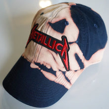 Metallica Distressed Dad cap