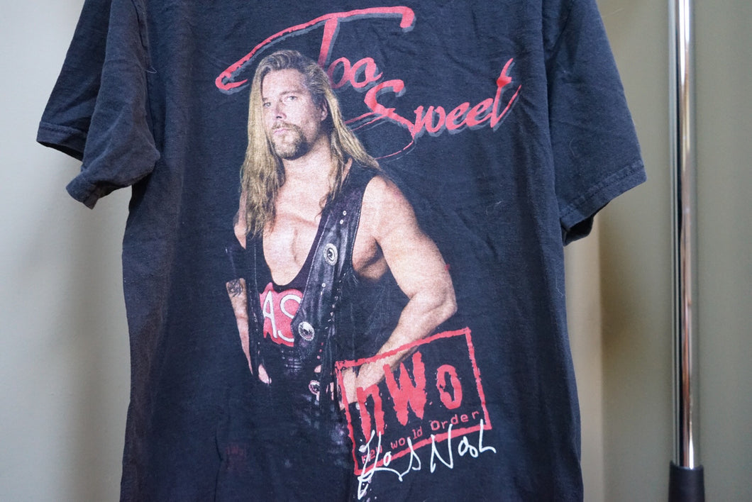 Kevin Nash 'too sweet' tee