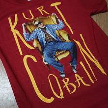 Kurt Cobain legend shirt