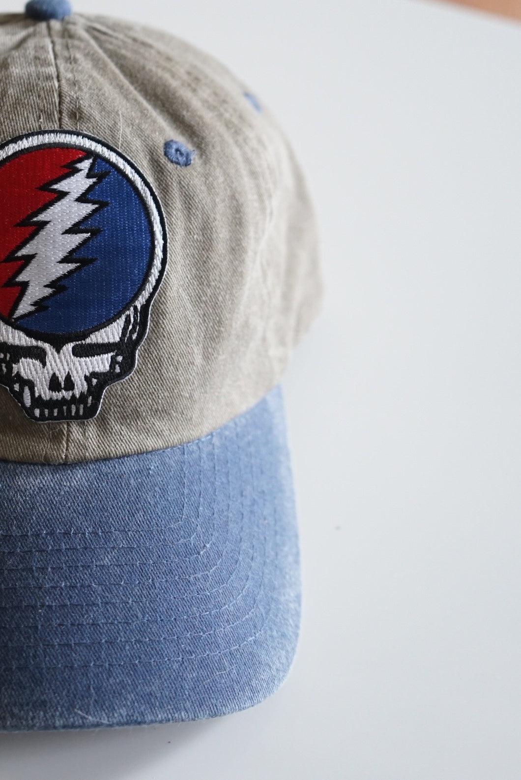 Grateful Dead dad hat