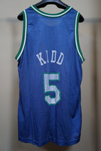 Dallas Mavericks Jason Kidd jersey