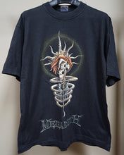 Megadeth Youthanasia european tour tee 1995