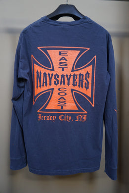 East Coast Naysayers Blue